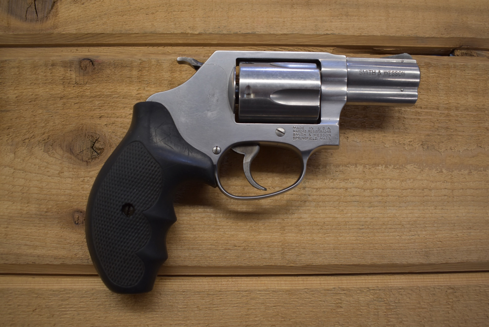 Smith & Wesson Model 60-14 .357 Magnum