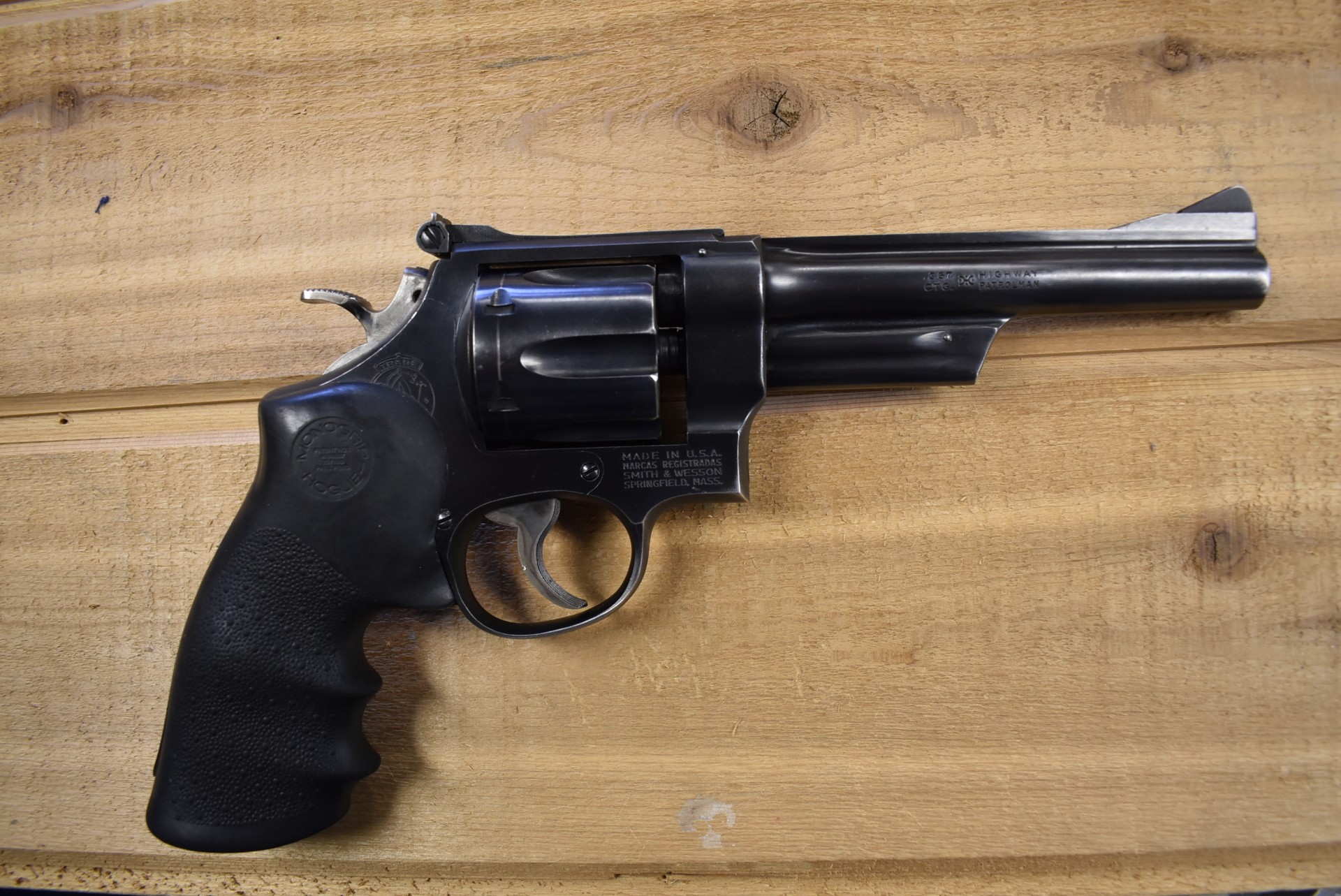 Smith & Wesson 28-2 357 mag