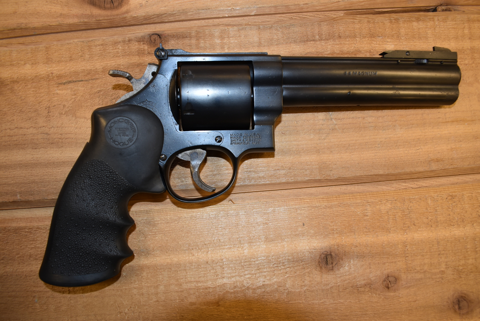 Smith & Wesson 29-3 Classic Hunter 44 mag