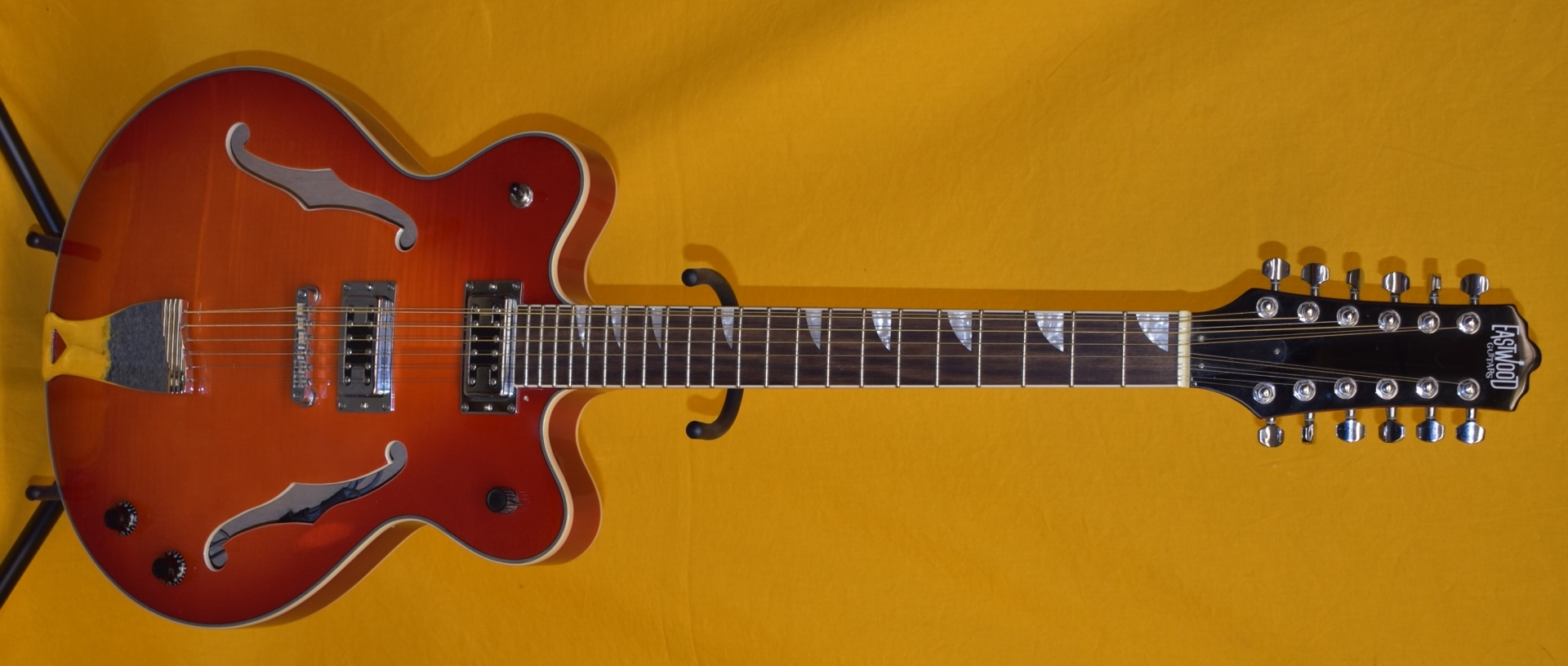 Eastwood 12 String Electic Hollowbody